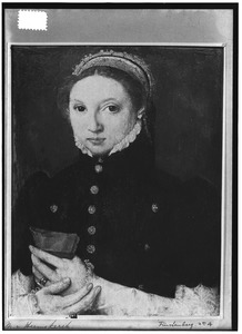 Portret van Catharina van Assendelft (1535- )