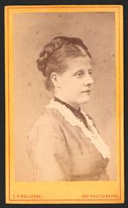 Portret van Henriette Josephine van Bylandt (1851-1910)