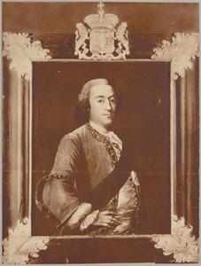Portret van Willem IV, prins van Oranje-Nassau (1711-1751)