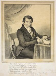 Portret van Jacobus Logger (1759-1841)