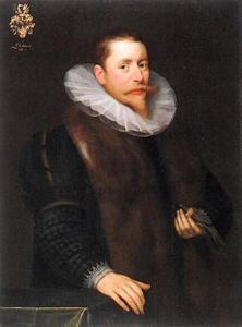Portret van Eberhard Jabach III (1567-1636)