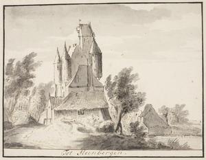 Het oude stadhuis van Steenbergen