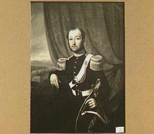 Portret van Herman Willem Brunings