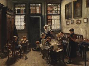 Basisschool in Holland