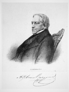 Portret van Anthon Gerard Alexander van Rappard (1799-1869)