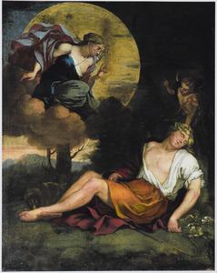 Diana en de slapende Endymion