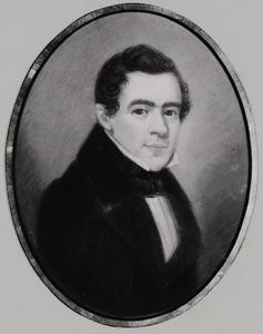 Portret van van der Muelen