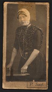 Portret van Keessie Bruyn