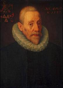 Portret van Jan of Everaert jr. van den Water