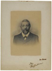Portret van Aert Hendrik Kuipers (1849-1905)