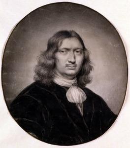 Portret van Samuel Joosten van Musschenbroek (1639- )