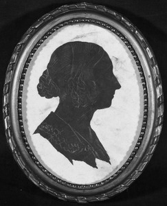 Portret van Henriëtte Isabella van der Feen (1815-1852)