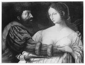 Tarquinius en Lucretia