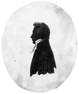 Portret van François Corneille Jean van Goens (1816-1892)