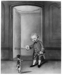 Portret van Isaac François del Court (1758-1795)
