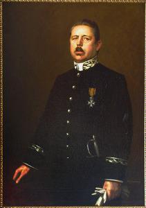 Portret van Hendrik Raat (1815-1899)