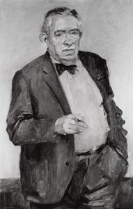 Portret van Johannes Hendrikus Moesman (1909-1988)