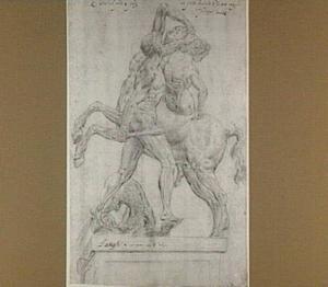 Hercules, Nessus en Deianeira