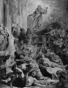 De wonderen van de Heilige Franciscus van Paola