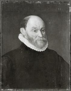 Portret van een kalende man