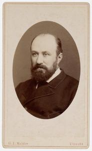 Portret van Johannes Judith Veeren (1846-1910)