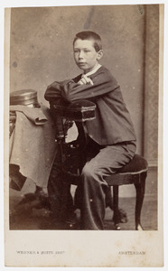 Portret van Gerard Jan van der Vliet (1853-1933)