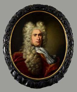 Portret van Adriaan Prins (1692-1780)