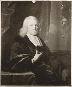 Portret van Johan Hallincq (1616-1706)