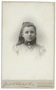 Portret van Cornelia Elizabeth Havelaar (1889-1958)