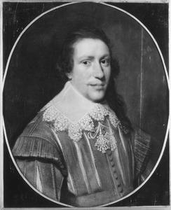 Portret van Gerard Meerman (1593-1638)