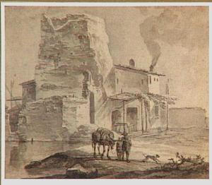 Rome, het zogenaamde Graf van Priscilla