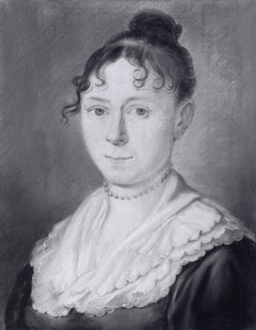 Portret van M.M. Verveer