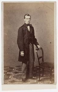 Portret van Hermanus Cornelis Voorhoeve (1840-1861)