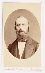 Portret van Hoekstra