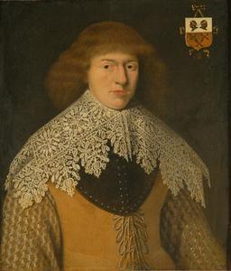 Portret van Hans van Loon (1613-1633)