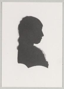 Portret van een vrouw genaamd Johanna Aleida Voomberg (1782- )