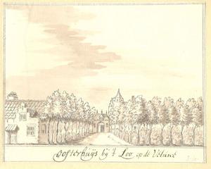 Het Oosterhuis bij het Loo te Apeldoorn
