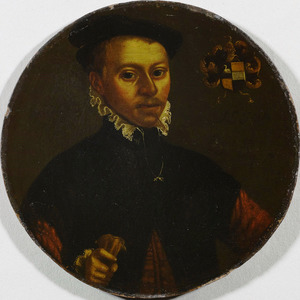 "Portret van Willem Backer Willemensz. bijgenaamd ""Rijcke Bakkertge"" (1528-1575)"