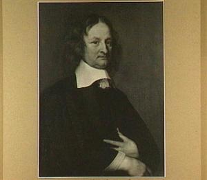 Portret van Willem Paets (1596-1669)