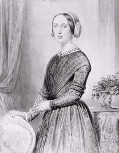 Portret van Elisabeth Heukelsveld (-1854)