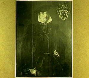 Portret van een man uit het geslacht Kerckerinck