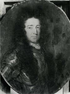 Portret van Willem III van Oranje (1650-1702)