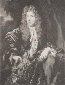 Portret van Josias Ingelbrechts (1645-1685)
