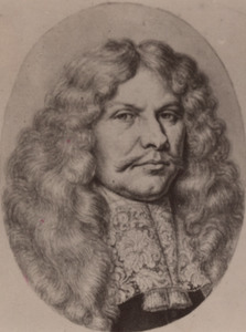 Portret van Cornelis Backer (1633-1681)