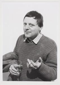Portret van Kees Broos in Acquoy