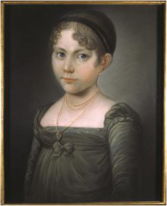 Portret van Elisabeth Maria Cornelia Wilhelmina Barones Hacfort tot ter Horst (1803-1892)
