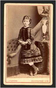 Portret van Betsy Adrian