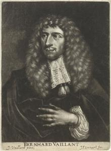Portret van Bernard Vaillant (1632-1698)