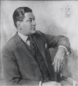 Portret van Baar