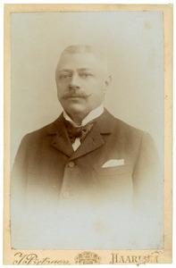 Portret van Willem Philip Teding van Berkhout (1851-1905)